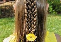 hair / by Janelle Hagelin
