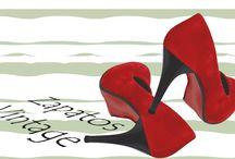 Zapatos mujer / Zapatos de vestir de mujer