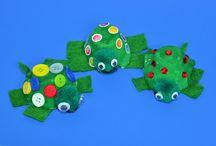 Crafts for kids / by Karen Milner