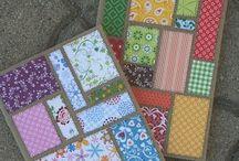 DIY - kaarten - patchwork
