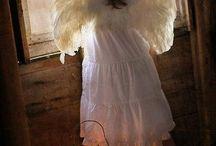 Angels. / by Miranda Simpson