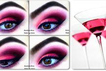 Make-up / Nails / by Carissa Karabinus