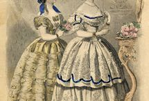 XIX век - моды и рефы