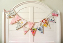 Banners, Buntings and Garlands / by Cheri Bonnett Greenwood