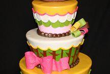 Cakes I like...