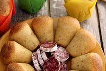 dolci e salati di Pasqua
