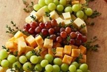 fruit n cheese platter ideas