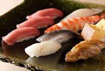 The restaurant we can satisfy to eat / Tenpura/Soba/Sushi
