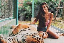 {love} animals