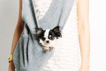 τσάντα μικρού σκύλου