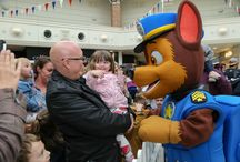 PAW Patrol At The Royals / Highlights from when Chase and Marshall from PAW Patrol joined Ryan the Lion for fun activities at The Royals.
