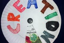 Kids church craft - creation