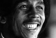 BOB MARLEY / Bob Marley is inspiring positive and alive.He is Divine / by Danny Frankie Zeus
