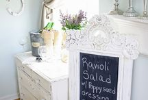 Chalkboards / by The French Farmhouse