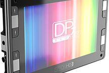 SmallHD DP7-PRO OLED Monitor / SmallHD DP7-PRO OLED monitor is a high definition on-camera field monitor with HD display, built in waveform, vectorscope, 3D LUTs and real time color correction.