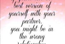 Relationship Words of Wisdom