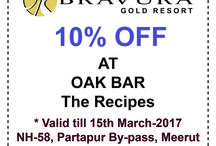 2017- Special Offers & Latest News at Bravura Gold Resort