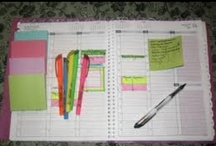 My planner / by Kathy Meyer