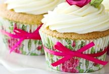 Deco cup cake