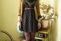 Autumn style / Fashion from a wedding planner.  www.savethedates.ca