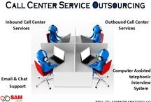 Outsource Call Center Services / Sam studio offer call center outsourcing service such as outsource inbound call center services, outbound call center services, CATI, Email support and chat support services at reasonable costs.  http://www.samstudio.co/call-center-service/