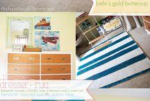 Loft bed ideas / by Kathleen Sundy