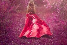 Розовый -красный