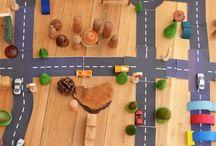Transport / Preschool Theme