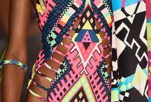 African Print design