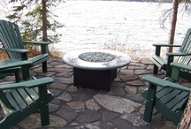 Lake Life / Amazing outdoor retreats in beautiful wooded lake areas.