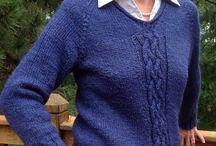 Knitting patterns for women
