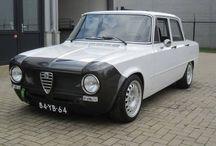 Alfa Giulia / Giulia super