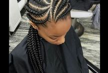 Braids For Afro