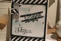 Sky's the Limit - Stampin Up