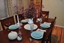 Diningroom / by Trudy Langstaff