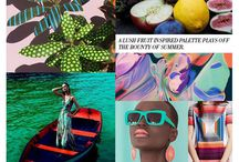 TRENDS // PATTERN PEOPLE - PRINT + COLOR TREND . S/S 2017…