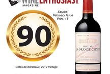 Wine Enthusiast / This board features Wine Enthusiast Ratings.