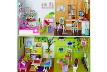 Dollhouses / by Sheila