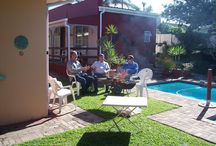 Nigelyn Guest Cottage / Affordable,cozy, self catering guest cottage in the tranquil garden suburb of Westering, Port Elizabeth for overnight stops.  Find us on Facebook at https://www.facebook.com/NigelynGuestCottage/info and http://nigelynguestcottage.weebly.com
