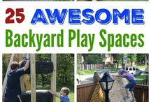 kids outdoor projects