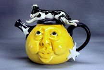 I'm a Little Teapot / Teasers, tastes and treasures for Tea Time.  / by Omara Blattenberger