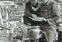 wwII motorcycles