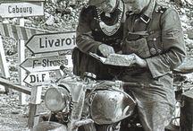 Normady 1944 road sings