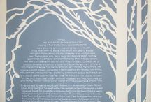 Wedding Ketubah / by Danielle Soffer