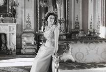 Elizabeth / HRM Queen Elizabeth II, her ancestors & her decendents