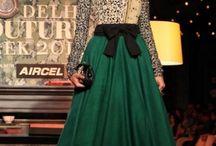 Indian style fashion