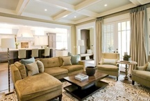 family room and foyer / by Allison Talley