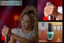 Celebrity Nail Polish Choice of the Week / Here we search for celebrity photos and try to closely match the nail color they are wearing. This will help you choose the right Precision nail polish for your outfit or if you want that same nail color a celebrity is wearing. Please feel free to send us a celebrity photo and we'll help you match the color with one of our very own. Send us an email at info@lamoonbeauty.com