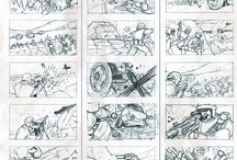 Storyboards. / by Tom Farrell