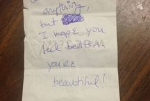 Found: Notes on the bus